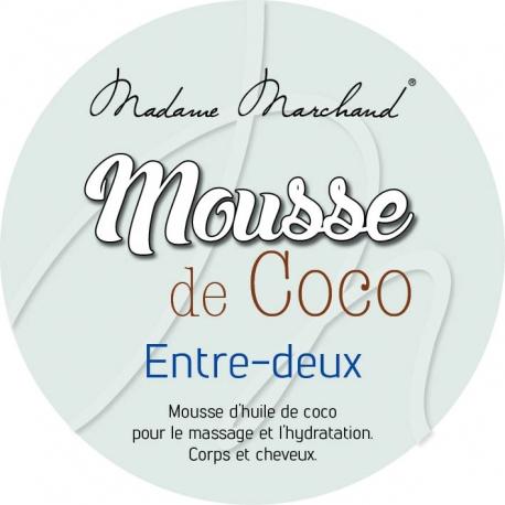 Mousse de Coco Entre Deux