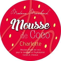 Mousse de Coco Charlotte