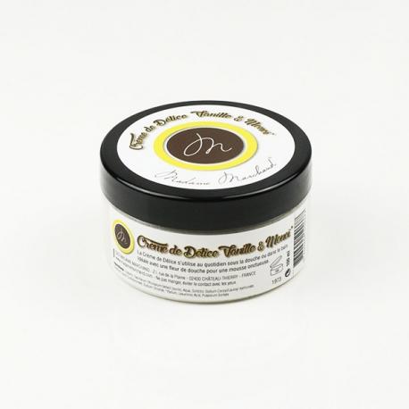 Crème de délice Vanille et Monoï