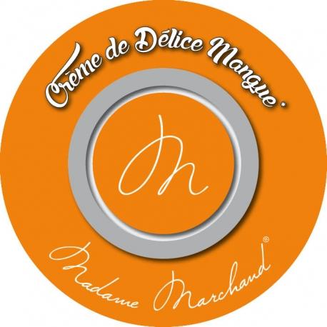 Crème de délice Mangue
