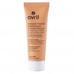 Masque Visage Energisant & Coup d'Eclat - Avril