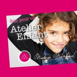 Atelier ENFANT NIVEAU 1 - 2H