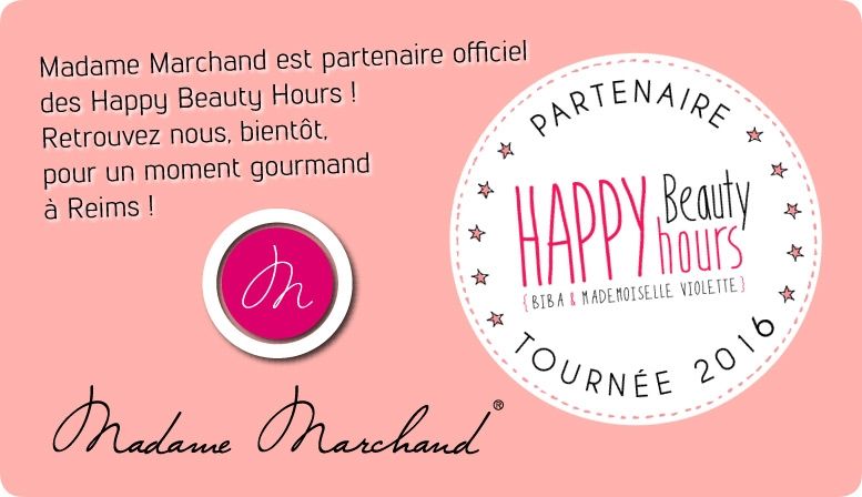 Happy Beauty Hour !