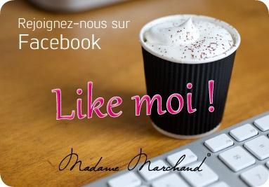 I like Madame Marchand