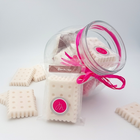 Petits-beurres en sachet de 2 - Pls. Parfums