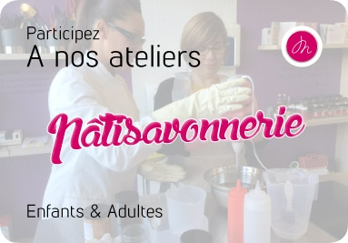 Ateliers Pâtisavonneries chez Madame Marchand !!!